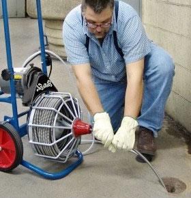 CCP Drain Cleaning