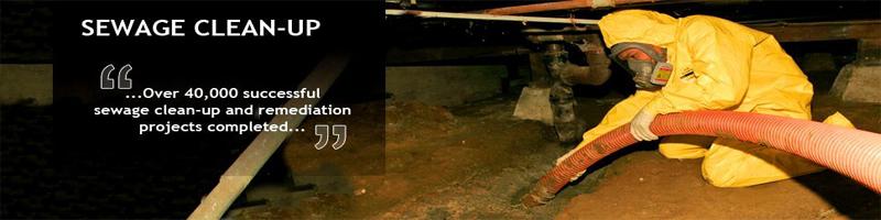 sewage-clean-up